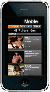 mobilphone sexcam